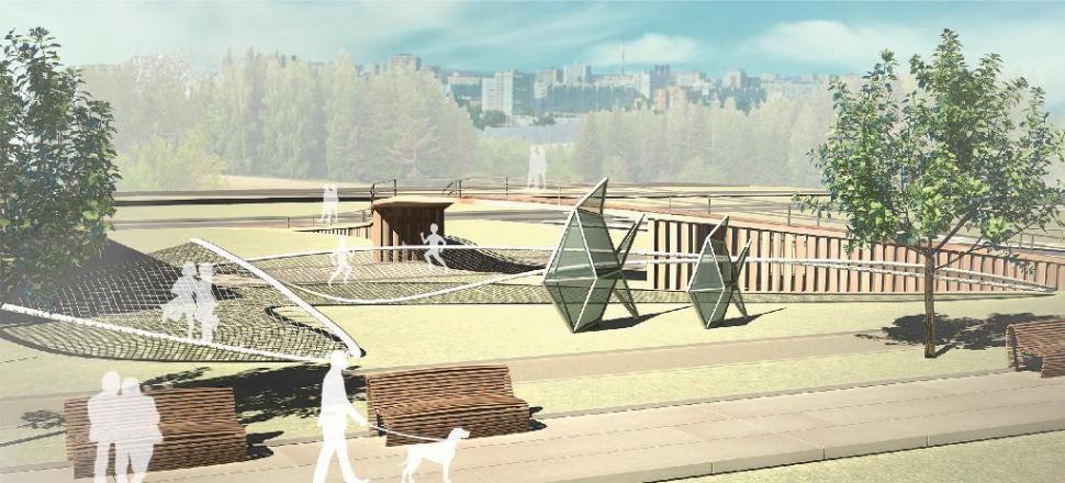 Благоустройство территории музейно – выставочного комплекса «Петровская верфь»